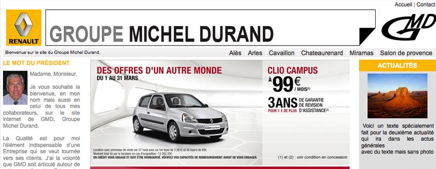 Groupe Michel Durand